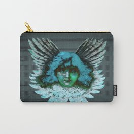 Blue Seraph Carry-All Pouch