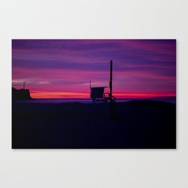 Magical Malibu Canvas Print