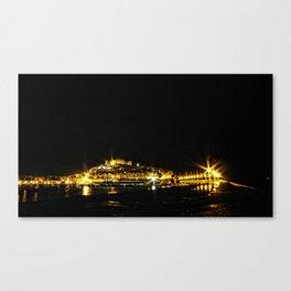 Estrellas artificiales Canvas Print