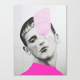raw & rough #2 Canvas Print