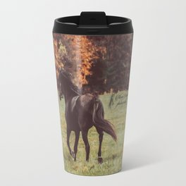 Autumn Pasture Travel Mug