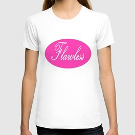FLAWlESS Pink T-shirt