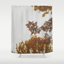Melancholy Shower Curtain