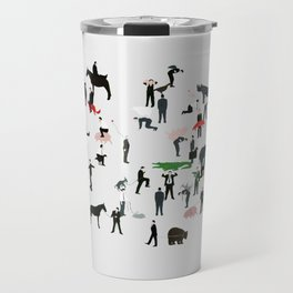 The animals and I Travel Mug