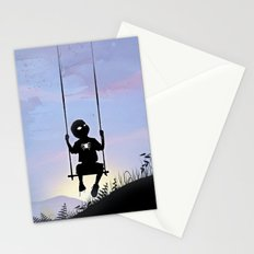 Spider Kid Stationery Cards