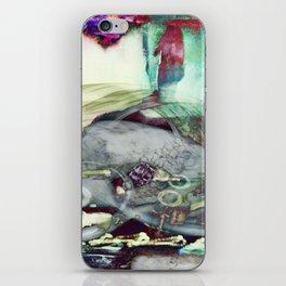 488 - DJ Operator iPhone Skin