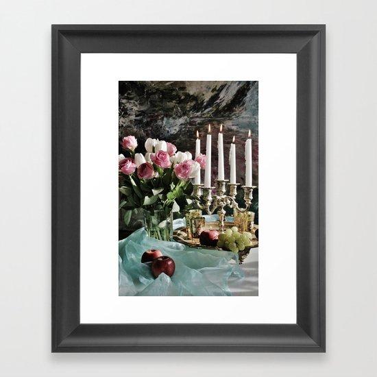 For you... Framed Art Print