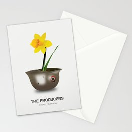 The Producers - Alternative Movie Poster Stationery Cards