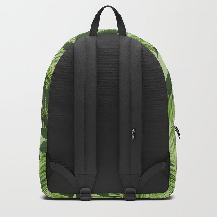 Tropical High Backpack