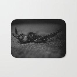 Dead Bird Bath Mat