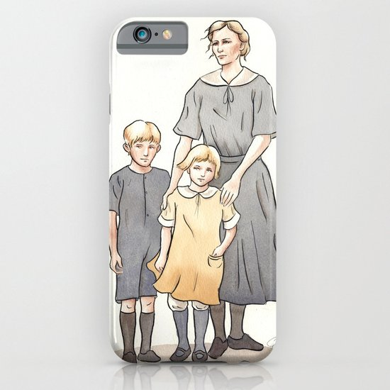 My Family in the 1920s iPhone & iPod Case