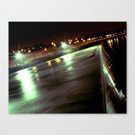 Green River Canvas Print