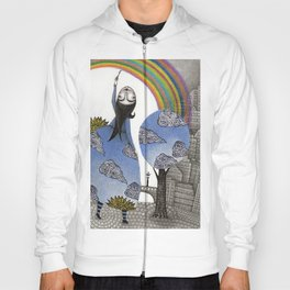 Rainbow Mine Hoody
