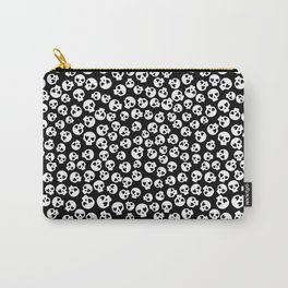 MINI TOSSED SKULLS             Carry-All Pouch