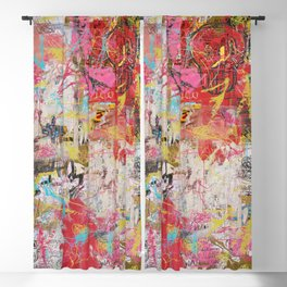 The Radiant Child Blackout Curtain