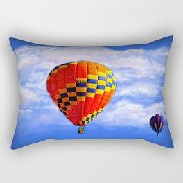Freebie Balloon  Rectangular Pillow
