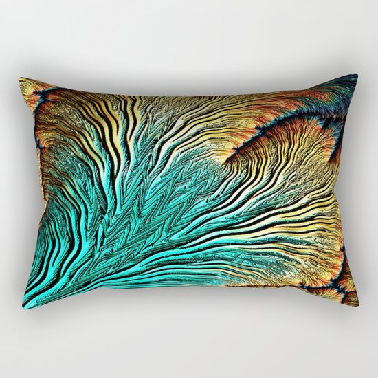 we need more Colors 01 Rectangular Pillow