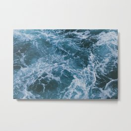 Deep Water Metal Print