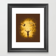 Changing Times Framed Art Print