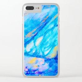 Rain in the Sun #society6 #decor #buyart Clear iPhone Case