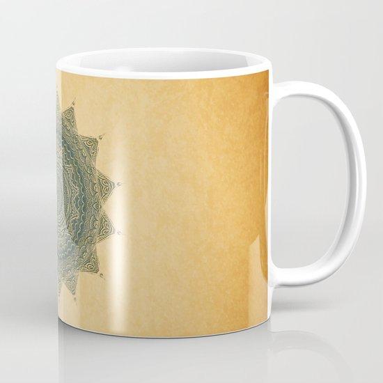 Sun Symbol Mug