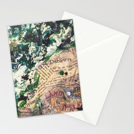 Irish Colours Stationery Cards