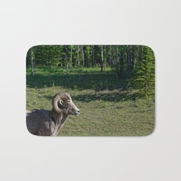 King Of The Highway Bath Mat