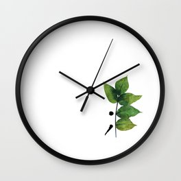 Re_growth Wall Clock