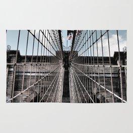Iron Strung - Brooklyn Bridge Rug