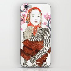 Country Girl iPhone & iPod Skin