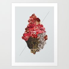 Solid things 6 Art Print