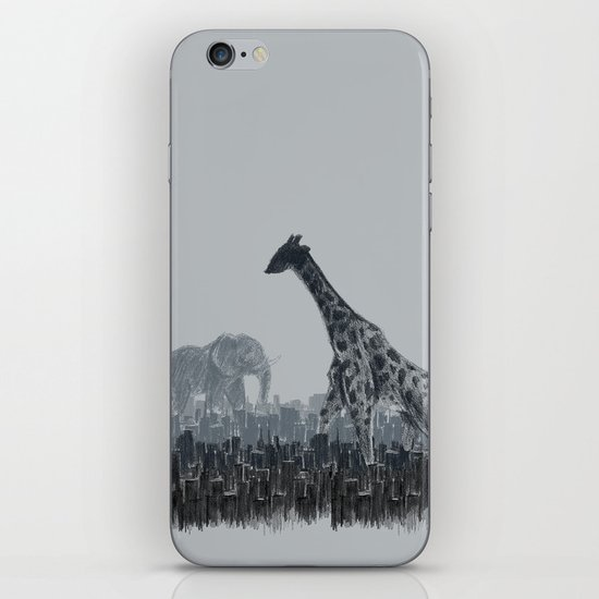 The Tall Grass iPhone Skin
