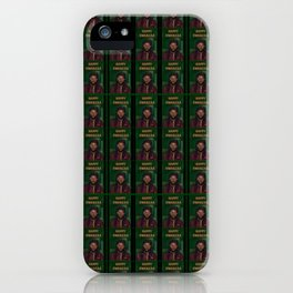 KWANZAA Gifts and Cards for a King iPhone Case