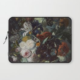 Jan van Huysum Still Life with Flowers and Fruit Laptop Sleeve