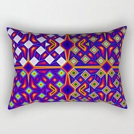 2605 Analog and digital Rectangular Pillow