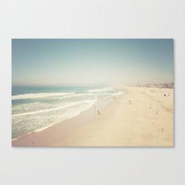 Hermosa Beach Canvas Print