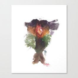 Devon's Vulva Print No.1 Canvas Print