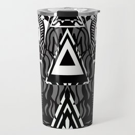Sacred Pyramid Energy Travel Mug