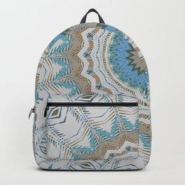 Dreamcatcher Teal Backpack