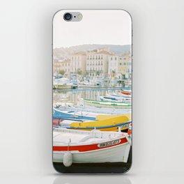 La Ciotat - Boats iPhone Skin