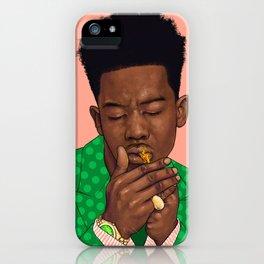 Desiigner Portrait iPhone Case