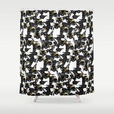 Just Penguins Black Whitu2026