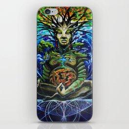 Pachamama iPhone Skin