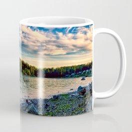 Manitou Beach Bainbrige Island Coffee Mug