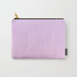 Color gradient 12. Pink and violet. abstraction,abstract,minimalism,plain,ombré Carry-All Pouch