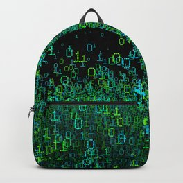 Binary Cloud Backpack