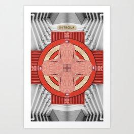 DETROLA Art Print