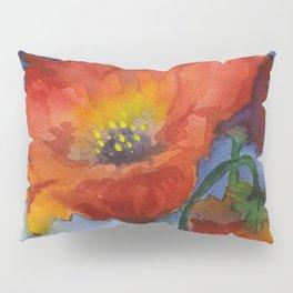 Flowers  Emerged Pillow Sham