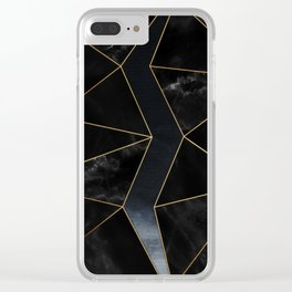 Memory of Solitude Clear iPhone Case