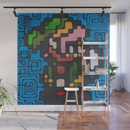 Linkage Wall Mural